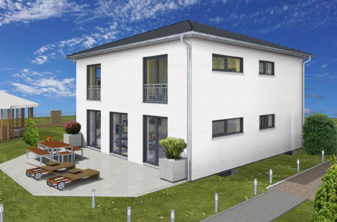 Wir bauen auf Ihr Grundstück zum Festpreis! Schönes Einfamilienhaus mit moderner Ausstattung
