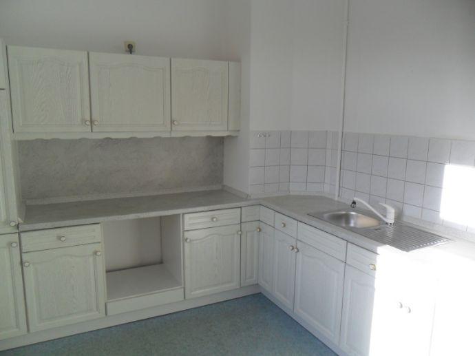 ruhige 3-Zimmerwohnung mit Einbauküche