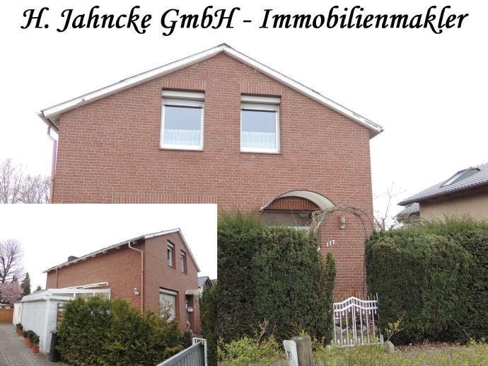H. Jahncke GmbH - Einfamilienhaus mit Werkstatt - Ideal für Handwerker