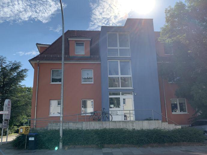 moderne 2-Zimmer-Wohnung mit Balkon in Bremen
