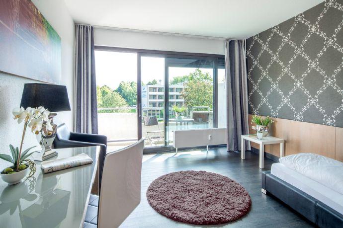Möbliertes Design Apartment mit Loggia in Bad Westernkotten