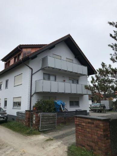 HELLE & FREUNDLICHE 3ZBK- EG Wohnung in Leerstetten NEU SANIERT