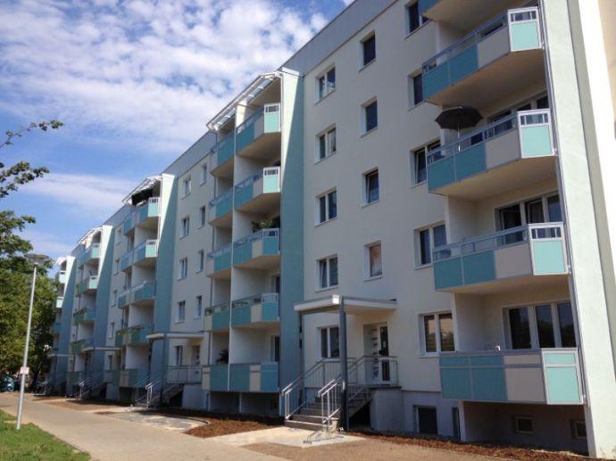 Modernes Wohnen für Singels und Paare / Wernigerode - Stadtfeld