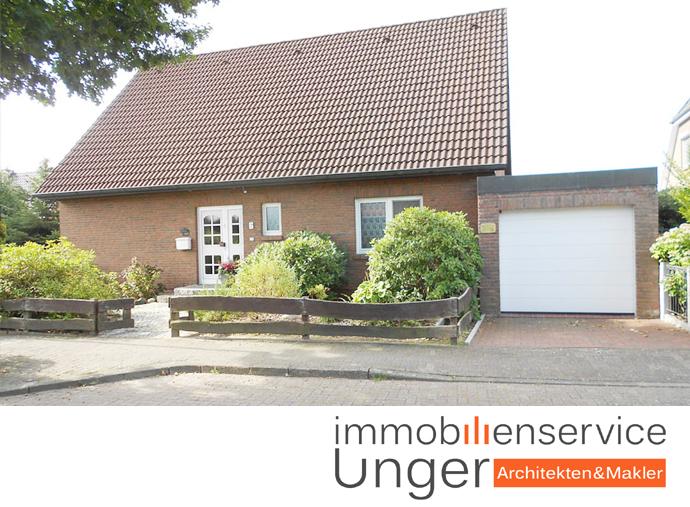 Großzügiges Wohnhaus in Schwanewede mit Sonnenterrasse