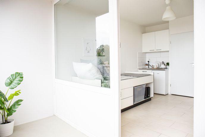 Möbliertes Apartment mit Balkon in ruhiger Lage - Early Bird Aktion!