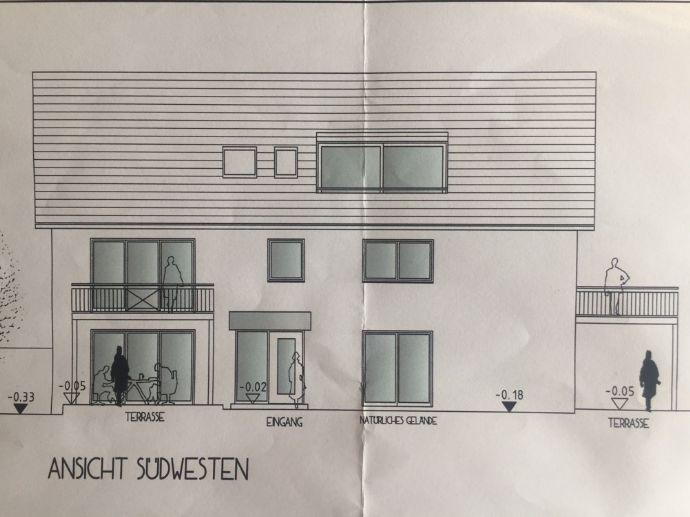 Erstbezug Forstinning 2-Zimmer-Wohnung mit Balkon