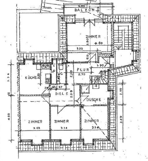 Renovierte Gewerberäume/Wohnung in zentraler Lage ab 01.03.2020