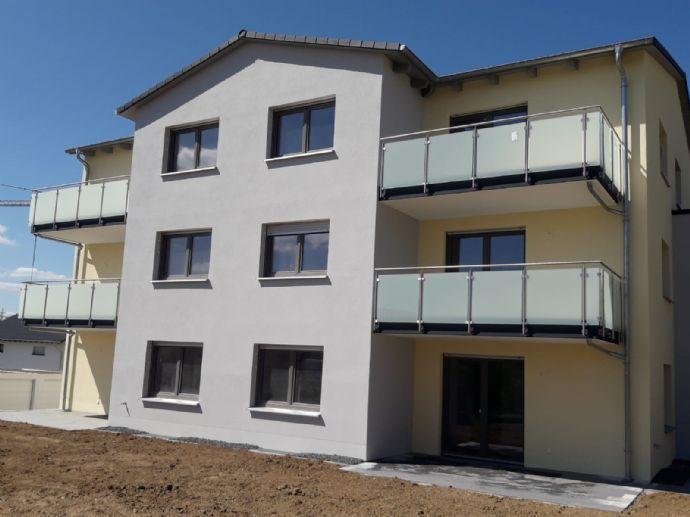 4-Zimmer-Neubauwohnung (Obergeschoss)