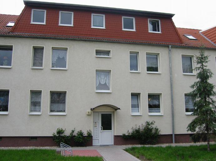 Gemütliche 3-Zimmer-Dachgeschosswohnung in ländlicher Lage
