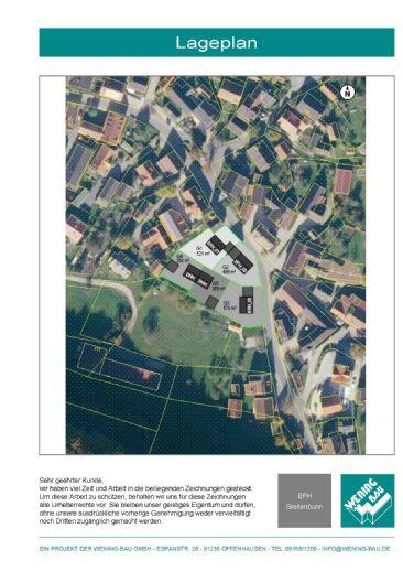 Baugrundstück mit Massivhaus als Einfamilienhaus nach Wunsch, schlüsselfertig