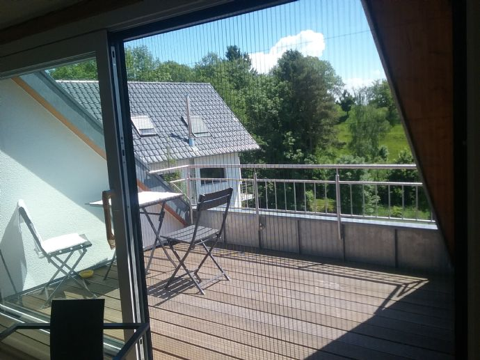 4 Zimmerwohnung in Güttingen