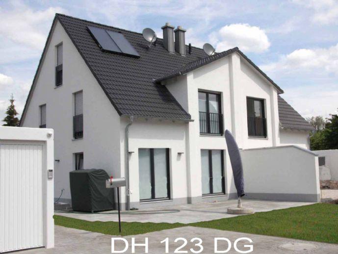 Wir bauen Ihr Doppelhaus auf Ihrem Grundstück! Musterhaus zu besichtigen!