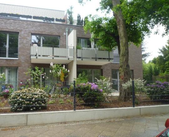 Lankwitz: Top Moderne 4-Zi.-Komfort-Whg. in Stadtvilla 138 m², Terrasse
