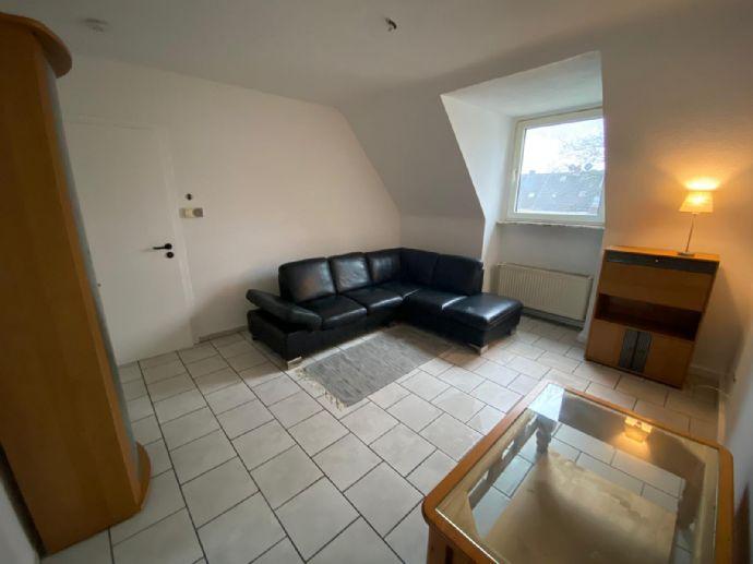 Duisburg - 2-Zimmer-Wohnung mit Gartennutzung