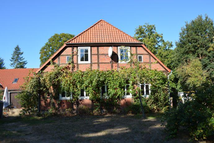 Fachwerkhaus als Entwicklungsprojekt in Dalldorf/Suhlendorf