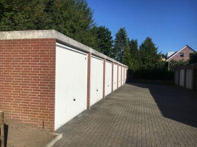 Dülmen Garage, Dülmen Stellplatz