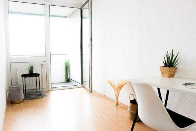 Top Maisonette-Wohnung über den Dächern von Mainz mit 90 m² Wohnfläche und zwei Balkonen