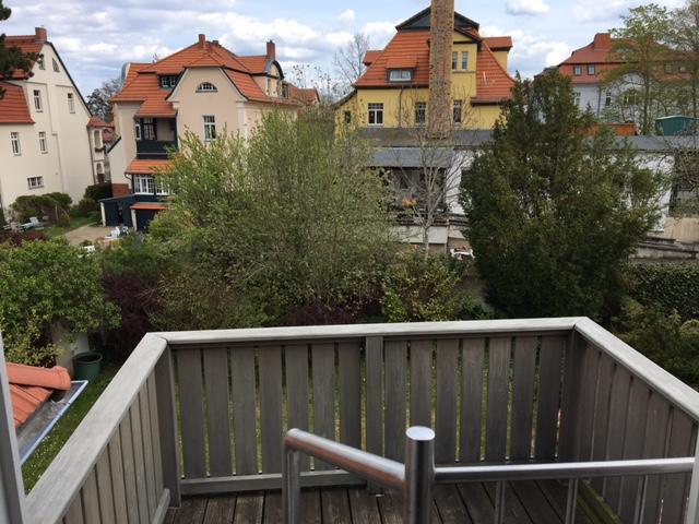 Wohnen im Bürgergarten