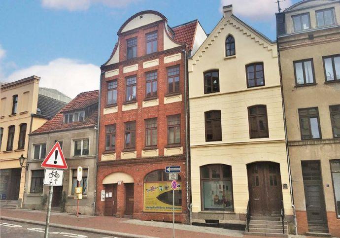 Stadthaus in zentraler Lage in Wismars Altstadt