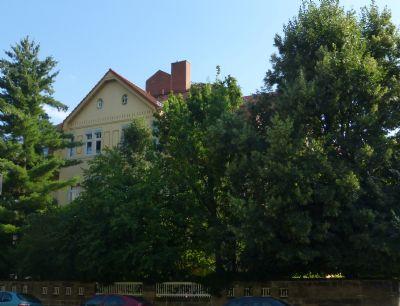 Denkmalgeschützte Jungendstilvilla in DD-Striesen, großzügiges Wohnen und Arbeiten in gediegener Atmosphäre