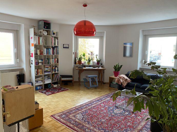 4 Zimmer Wohnung in Würzburg (Grombühl)