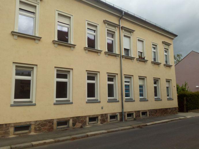 Helle 2-Raum-Wohnung mit großer Küche in unmittelbarer Nähe des Hauptbahnhofs