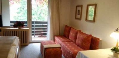 Zimmer im Hotel Barbara