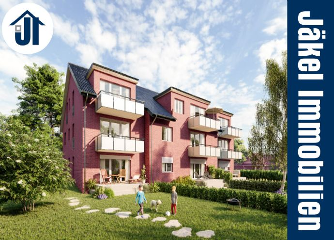 Anspruchsvoll Wohnen in Halle (Westf.)! Neubau Eigentumswohnung im Dachgeschoss (Whg. Nr. 8)
