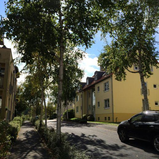 Helle Dachgeschosswohnung mit Balkon im ruhigen, grünen Stadtteil Mockritz (unweit der TU und dem Bad Mockritz!