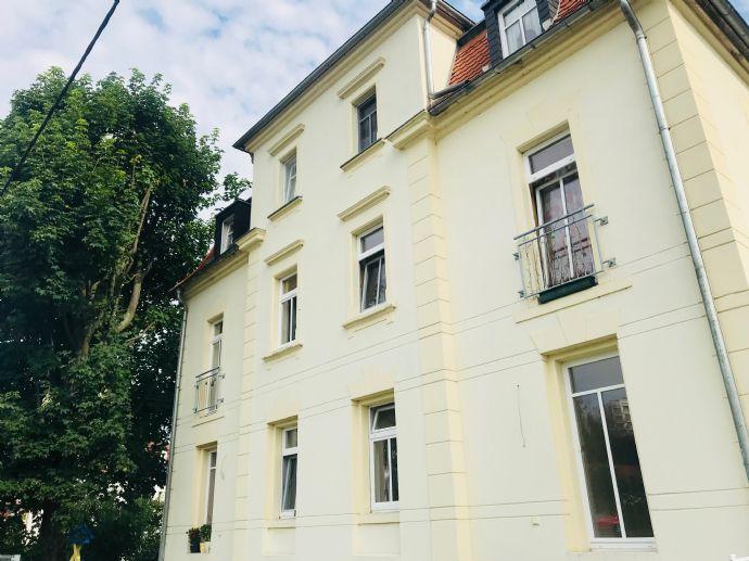 Schöne 2-Zimmerwohnung mit Gartenanteil - Hochparterre