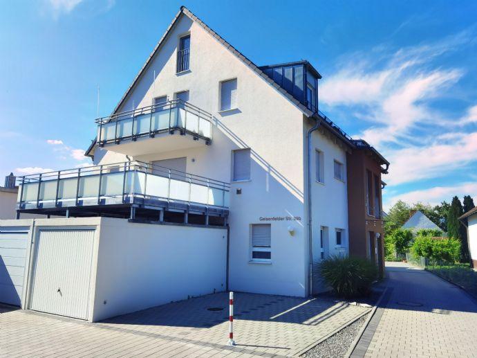 Hochwertige 2-Zimmerwohnung im 1. Obergeschoss /ruhige Lage/ Manching