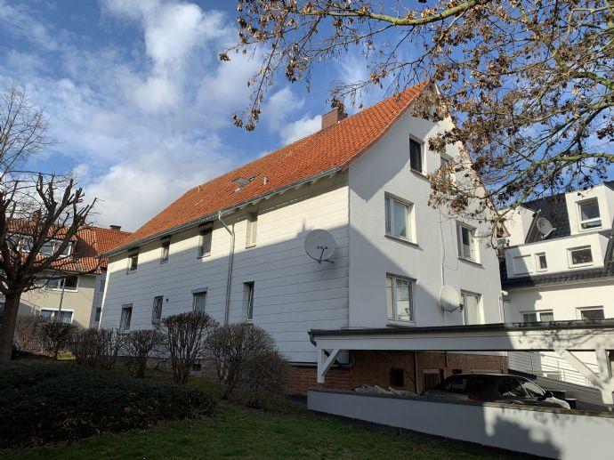 Groß Ellershausen - geräumige 2 Zimmer-Wohnung mit Wohnküche
