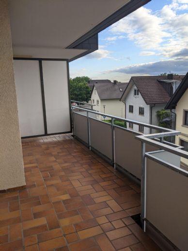 Appenweier-Urloffen, Zentrum - 3-Zi. Wohnung mit Balkon