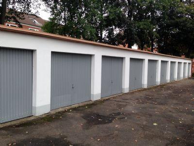 Bad Segeberg Garage, Bad Segeberg Stellplatz
