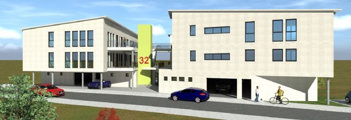 3 Zimmer Wohnung mit 119,21 m² in der schönen Kurstadt Bad König