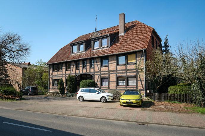 Helle, stilvolle Maisonette-Wohnung im Dachgeschoss