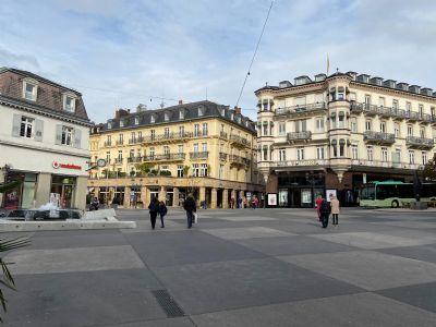 Baden-Baden Ladenlokale, Ladenflächen