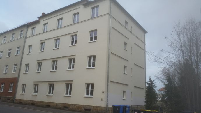 Helle freundliche 4 Raum - Wohnung mit Balkon