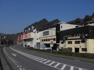 Altena Ladenlokale, Ladenflächen