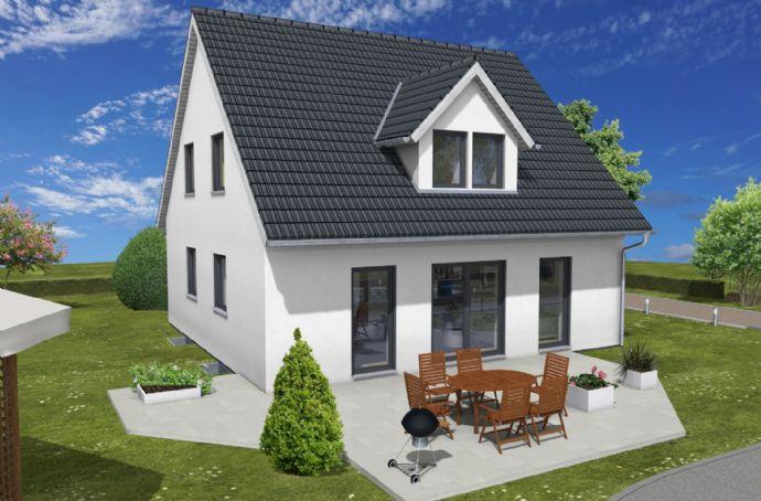 Wir bauen für Sie, Einfamilienhaus Typ Jahn zum Festpreis auf Ihrem Grundstück!