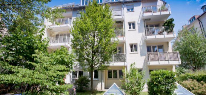 Liebenswerte, möblierte 2-Zimmer-Wohnung Nymphenburger Straße