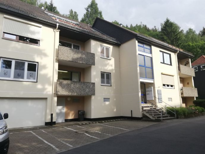 Gemütlich Wohnen in Goslar Oker mit Balkon