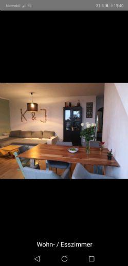 exklusive, helle Wohnung mit Studio und Sauna in ruhigem Wohngebiet