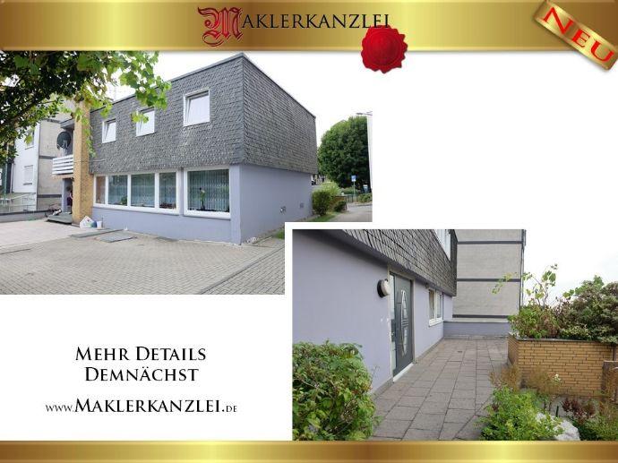 +++ NEU +++ großes Einfamilienhaus für flexible Nutzung in Remscheid