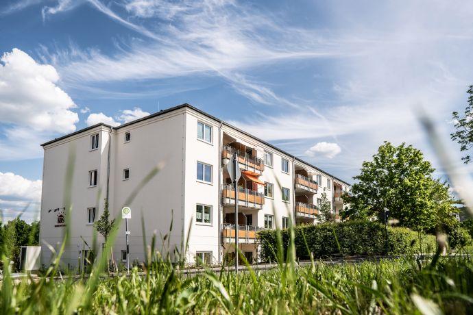 NEUBAU in Plauen I Wohnen mit SERVICE I Schönes 2-Zimmer Apartment mit  großzügiger Terrasse