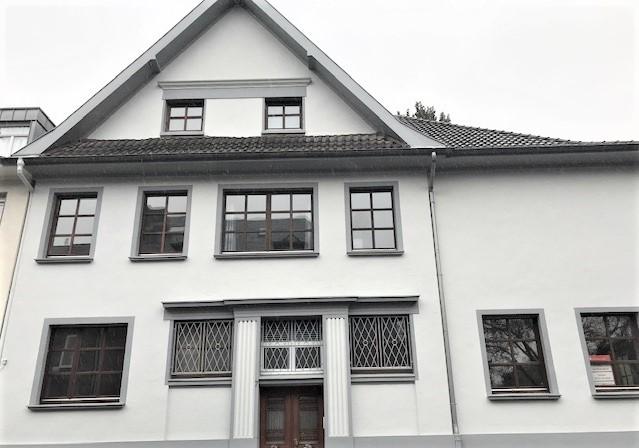 Wohnen- und Arbeiten unter einem Dach - in schicker Maisonette-Wohnung