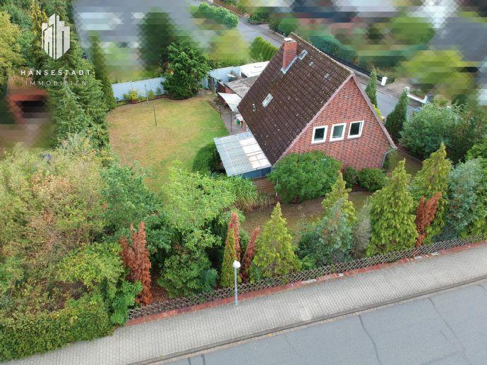 Einfamilienhaus mit Entwicklungspotential im Adendorfer Ortskern