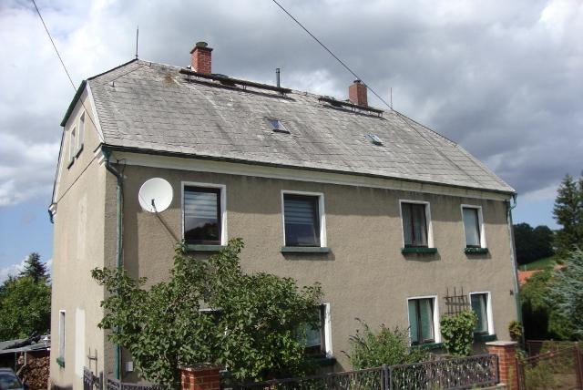 Teilsanierte Einfamilienhaus am Stadtrand von