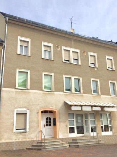 Wohn- und Geschäftshaus im Zentrum von Hartha