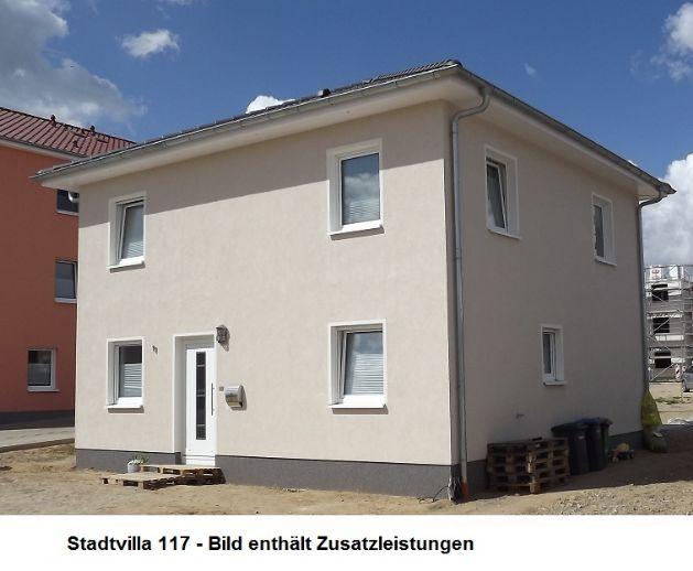 Wohnen in Oranienburg - Stadtvilla 117